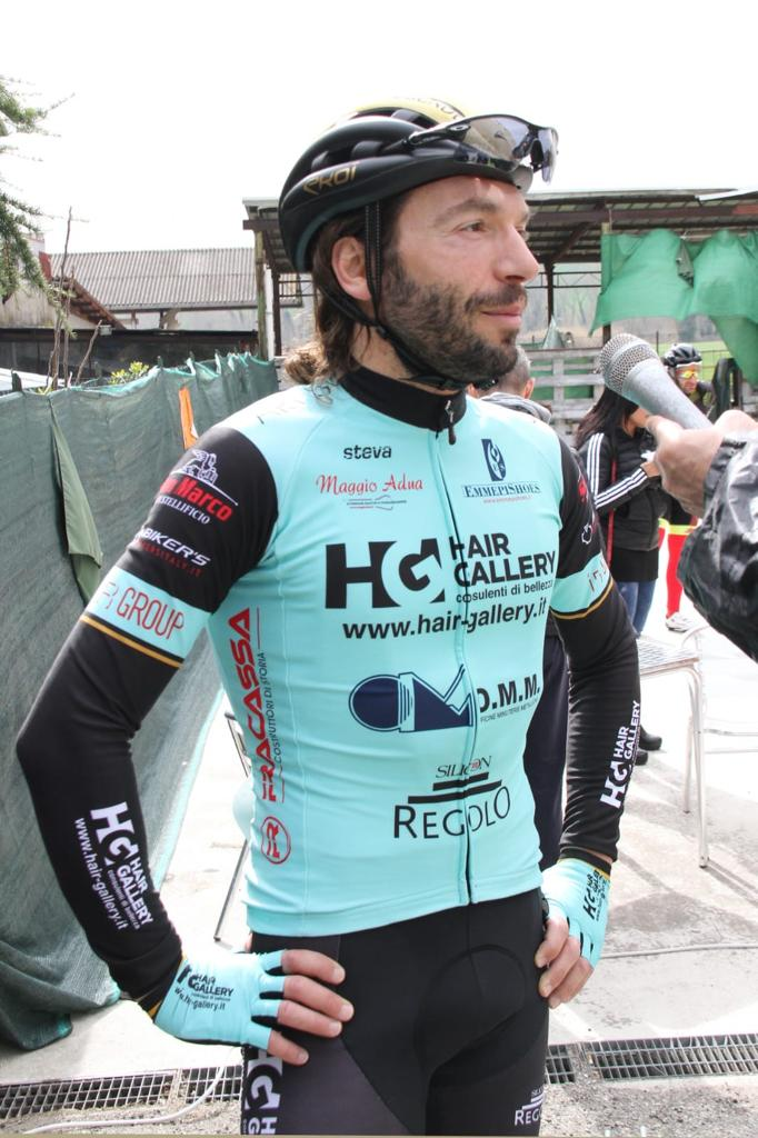 HG Cycling Team: Luca Curti vincente allo sprint al Trofeo Abruzzo Bike 1