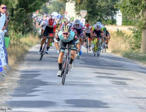 HG Cycling Team: terza vittoria dell'anno 2020 a Sforzacosta con Moreno Rapari