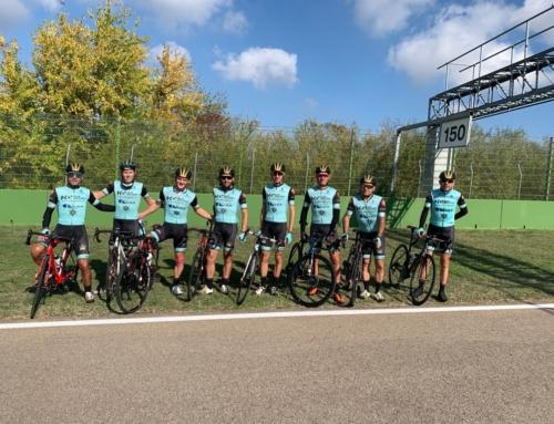 HG Cycling Team: in luce Alessandro Conti al Gran Premio Città di Mondolfo