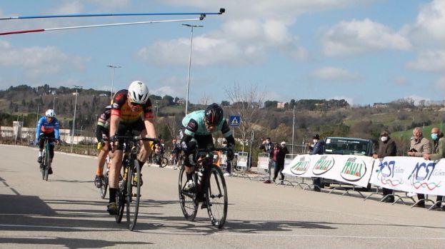 HG Cycling Team: D'Ascenzo, Temperini, Rapari, Curti e Corradetti in gran spolvero al Trofeo Valleverde 2