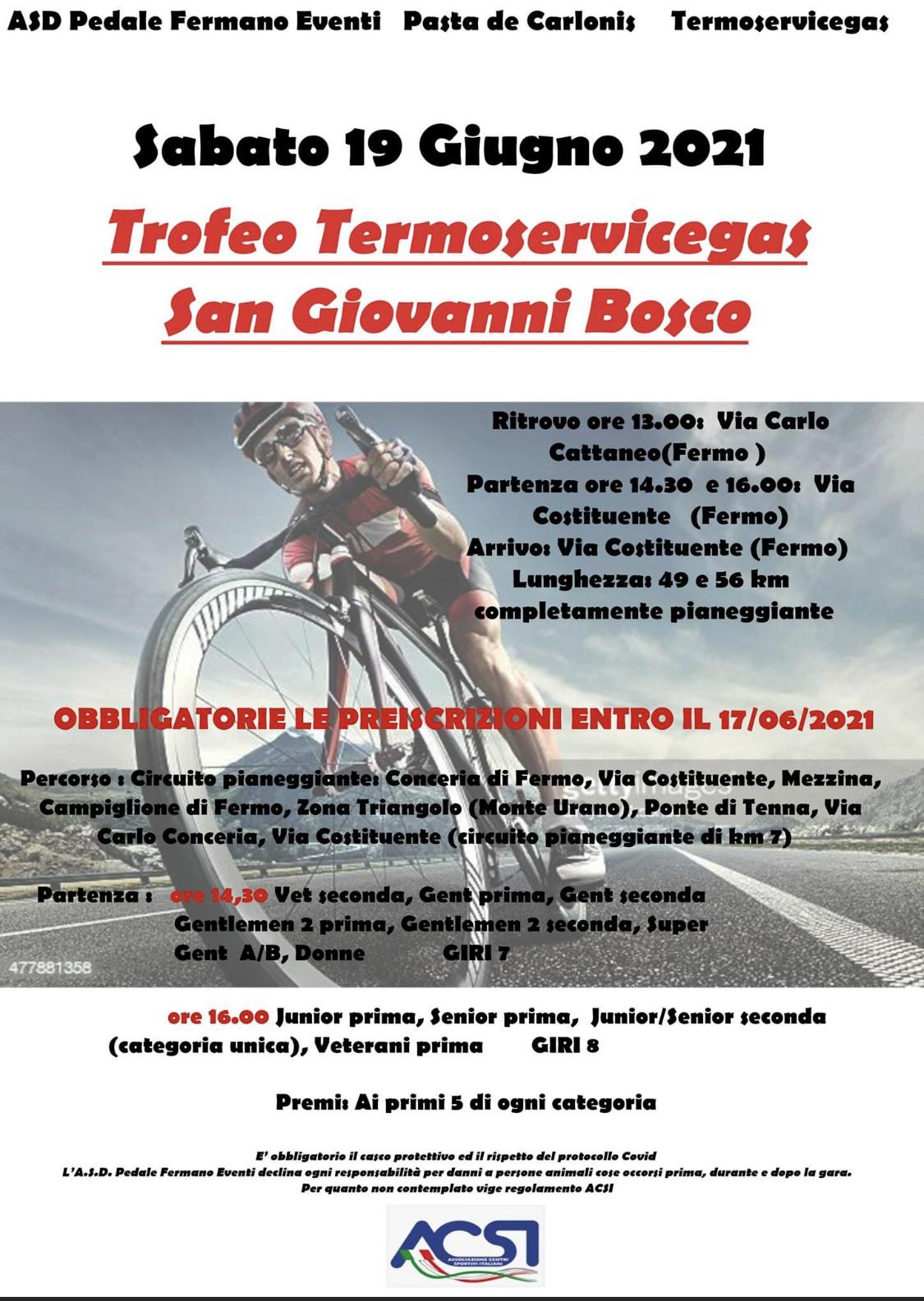 Trofeo Termoservicegas 1